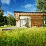 Small Prefab Dream Vacation Home Sommerhaus Piu