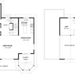 Small Prefabricated Homes Floor Plan The Birchview House Plans