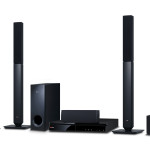 Smart Home Theatre System Blu Ray Dvd