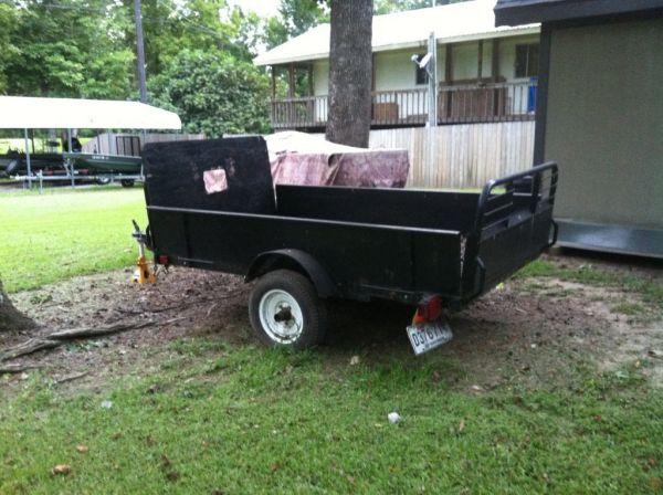 Snowbird Home Depot Utility Trailer For Sale Lafayette