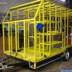 Solar Powered Trailer Mobile Home Brand New For Sale Philippines