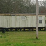 Some Very Wooded Alabama Countryside Lot Trailer Homes