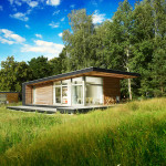 Sommerhaus Piu Prefab Vacation Home Small Dream