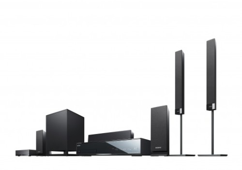Sony Bdv Blu Ray Home Theater System Available July