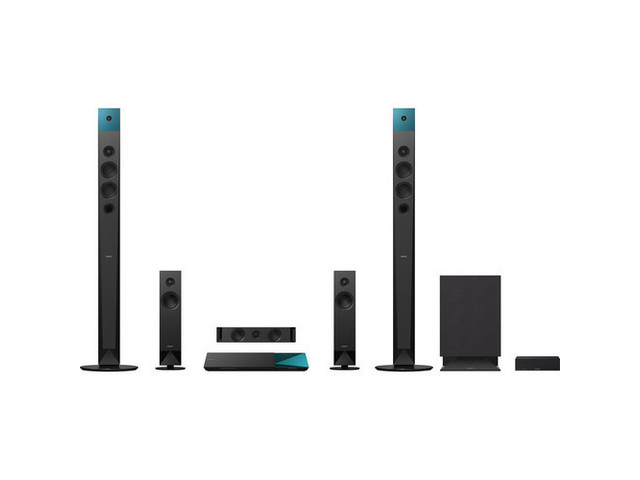 Sony Bdv Home Theater System Rms Blu Ray Disc