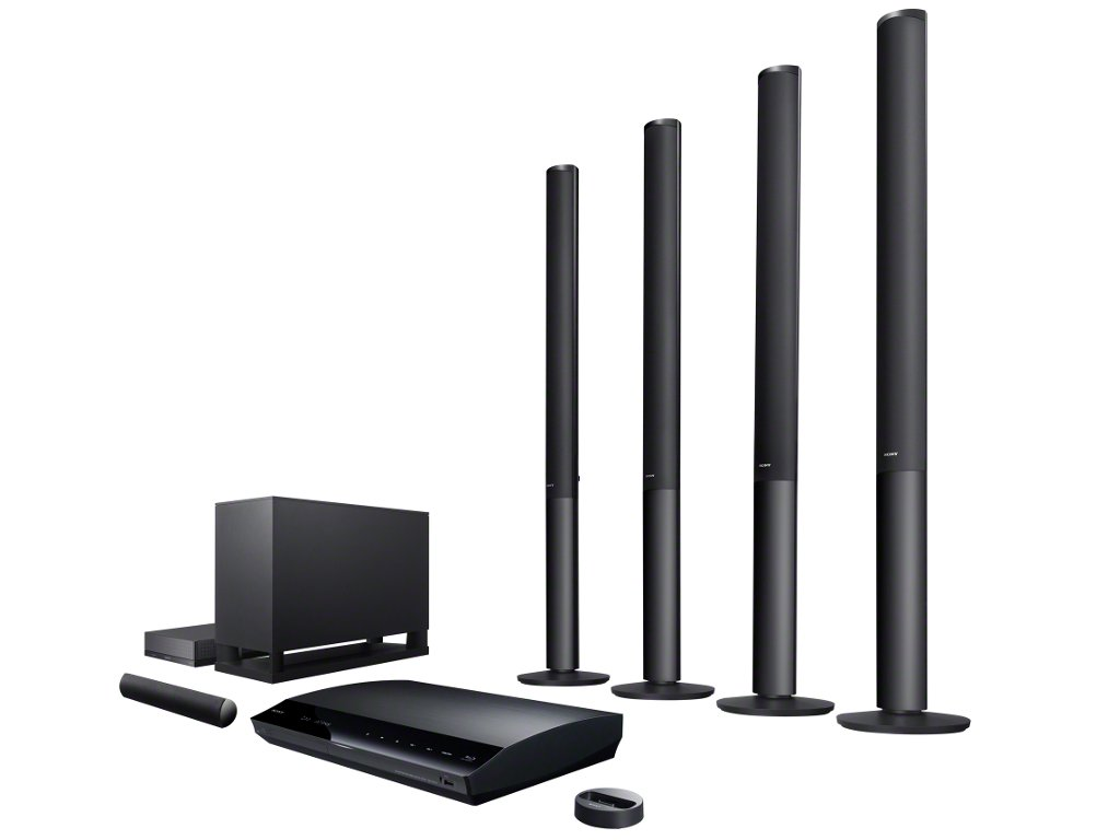 Sony Introduces Bdv Blu Ray Home Theatre System