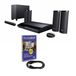 Sony Ready Blu Ray Disc Home Theater System Dolby Audio