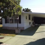 South Hill Furnished Mobile Home For Sale Near Zephyrhills Florida