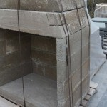 Specialty Products Prefab Outdoor Fireplace