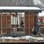 Springfield Mobile Home Salvage Yard Being Watched