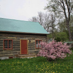 Square Log Home And Apple Tree Flickr Sharing