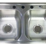 Stainless Steel Kitchen Sink For Mobile Home Manufactured Housing