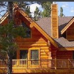 Standard Log Home Floor Plans Customizeable