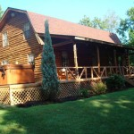 Stark County Ohio Log Home For Sale