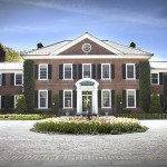 Stately Georgian Homes For Sale The Briarcliff Manor New