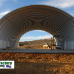 Steel Made Usa Prefab Metal Arch Storage Building Garage