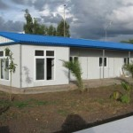 Steel Prefab House Used Light Structural