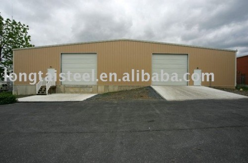 Steel Prefab Warehouse View Prefabciate House Longtai Product