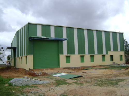 Steel Prefabricated Structures