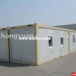 Steel Structured Container House China Prefab Houses For Sale