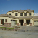 Stone Veneer Manufactured Completed Projects Production Homes
