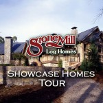 Stonemill Log Timber Homes This Where Things