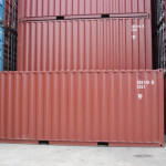 Storage Container Shipping Home