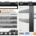 Store Locator Toolbox The Home Depot Mobile App