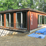 Storey Shipping Container House Homes Australia