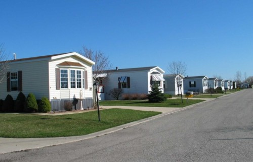 Street Bristol Mobile Home Community
