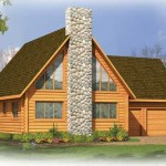 Strongwood Log Home Fisher