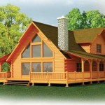 Strongwood Log Home Rutherford