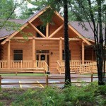 Strongwood Log Homes Commercial Projects