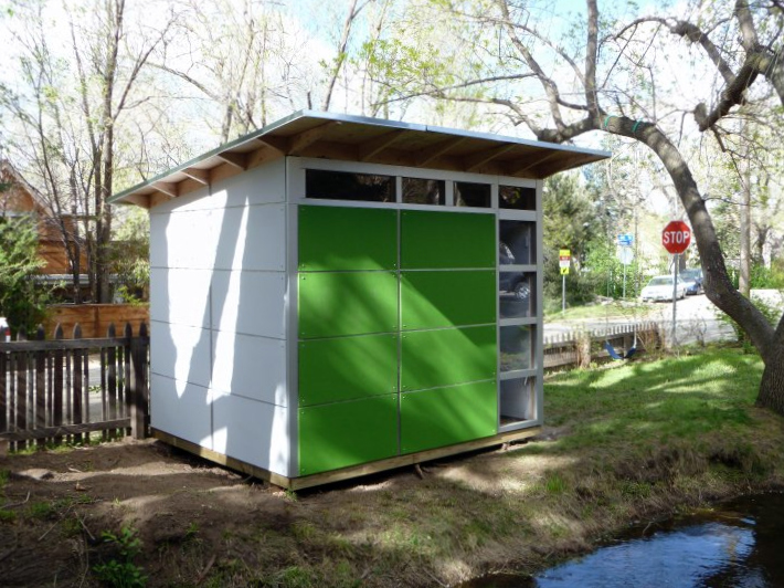 Studio Shed Startup That Builds Eco Friendly Prefabricated Sheds
