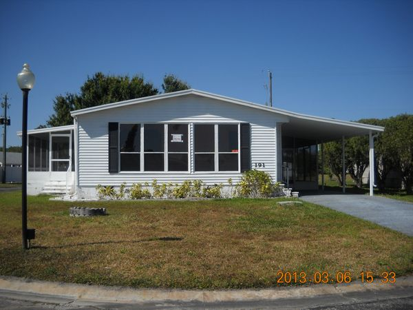 Sunview Mobile Home For Rent Vero Beach