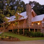 Suwannee River Log Homes Home Turnkey Construction Company