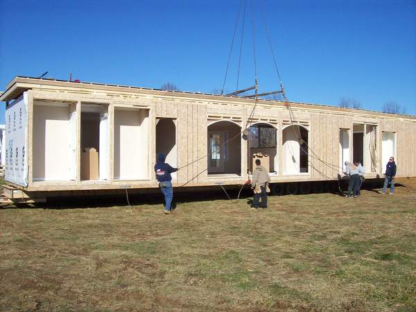 Tapa Homes Delivers And Sets Modular Home New Jersey Saves