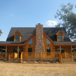 Tar River Log Homes Supply Sharpsburg Sales
