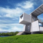 Ten Incredible Prefab House Designs News Concrete Playground