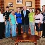Tennessee Martin Recently Hosted Reception For Clayton