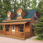 Tex Products Introduces Certified Modular Homes Their Cabin Line