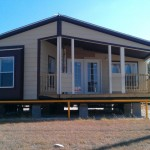 Texas Manufactured Homes New Home Porch Model