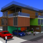 The Benefits Container Homes Martell Home Builders Moncton