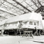 The Bridge Was Finished Prefab Shop Prior Being Fitted