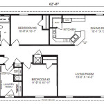 The Captiva Modular Home Floor Plan Jacobsen Homes