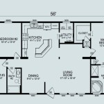 The Captiva Modular Home Floor Plan Joe Cleghorn Homes