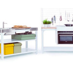 The Concept Kitchen System For German Accessories Brand Naber