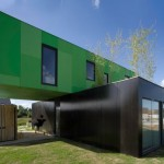 The Crossbox Container Home From Architects Relaxshax