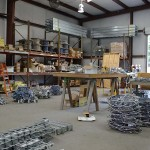 The Following Pictures Weretaken Their Old Prefab Shop Years