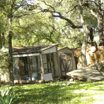 The Force Onion Creek Pushed All Neighbors Sheds Together